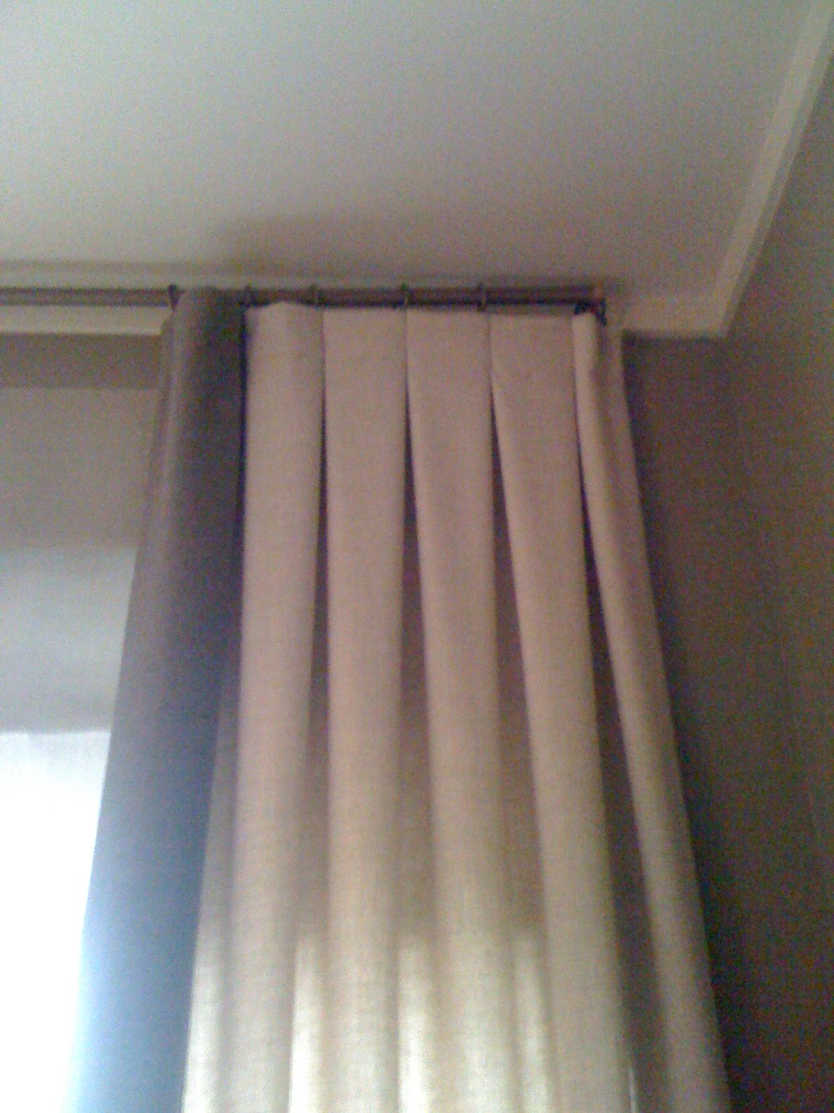 Inverted Box Pleats Soho Grand Hotel Nyc Window Treatments