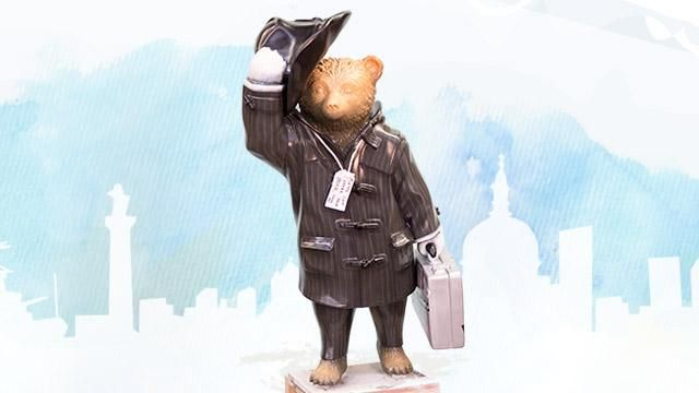 See Pink Floyd musician Nick Mason's take on Paddington at the iconic O2 Arena in Greenwich