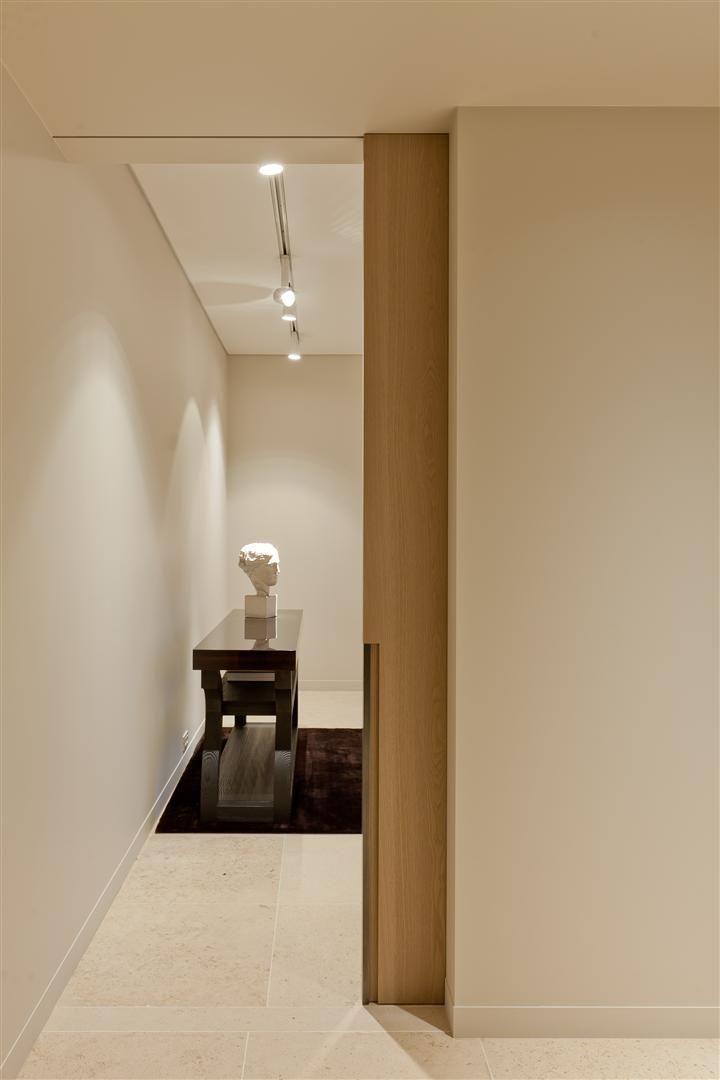 This Pocket Door Concept For Flex Room To New Basement Corridor :: DETAILS  :: INTERIORS :: Adore The Work Of IXtra Interieur Architectuur