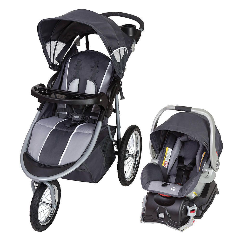 Baby Trend Infants' City Scape Jogger Moonstone Stroller