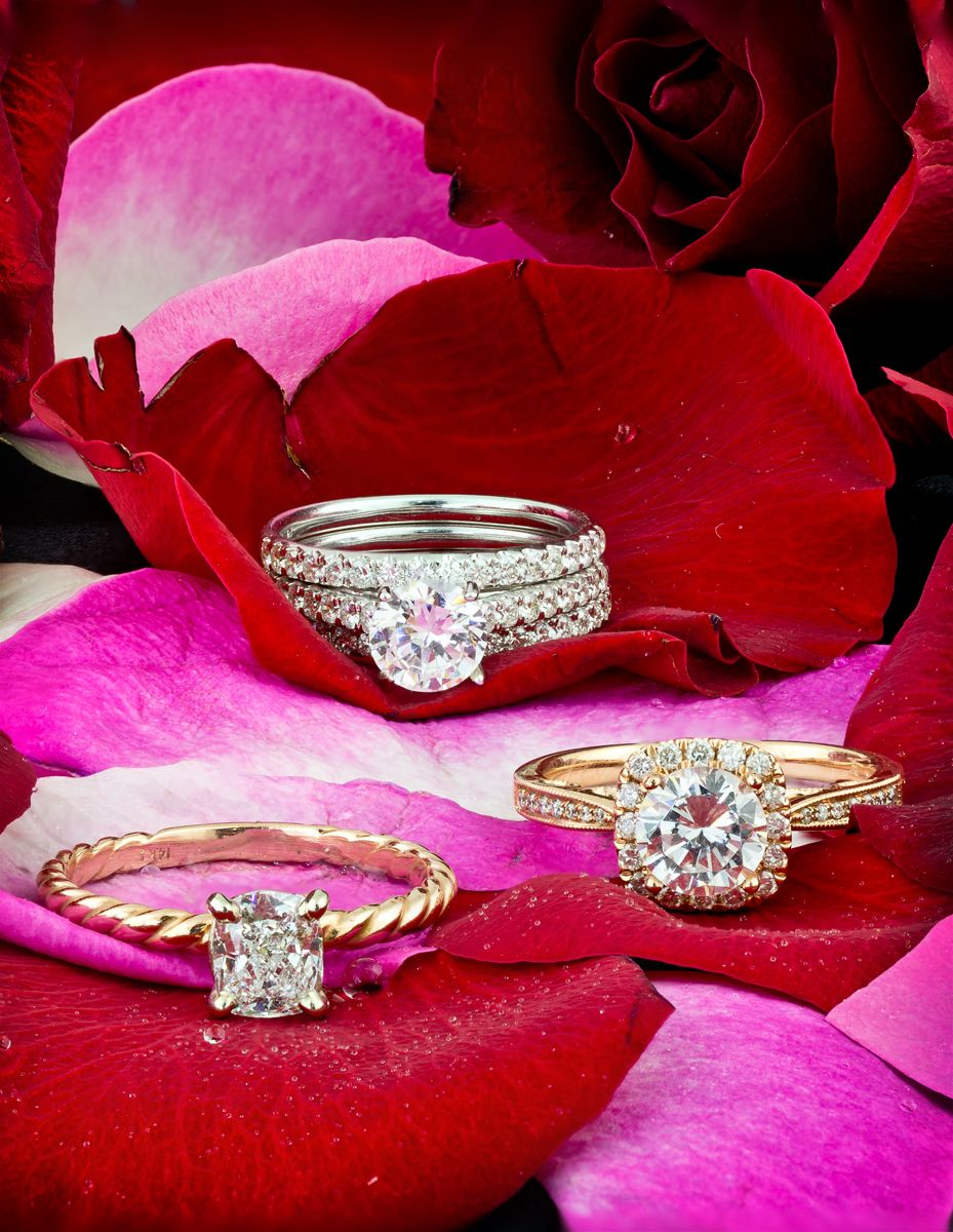 Valentine\'s Day Engagement Ring Sale 2018 | Engagement, Engagement ...