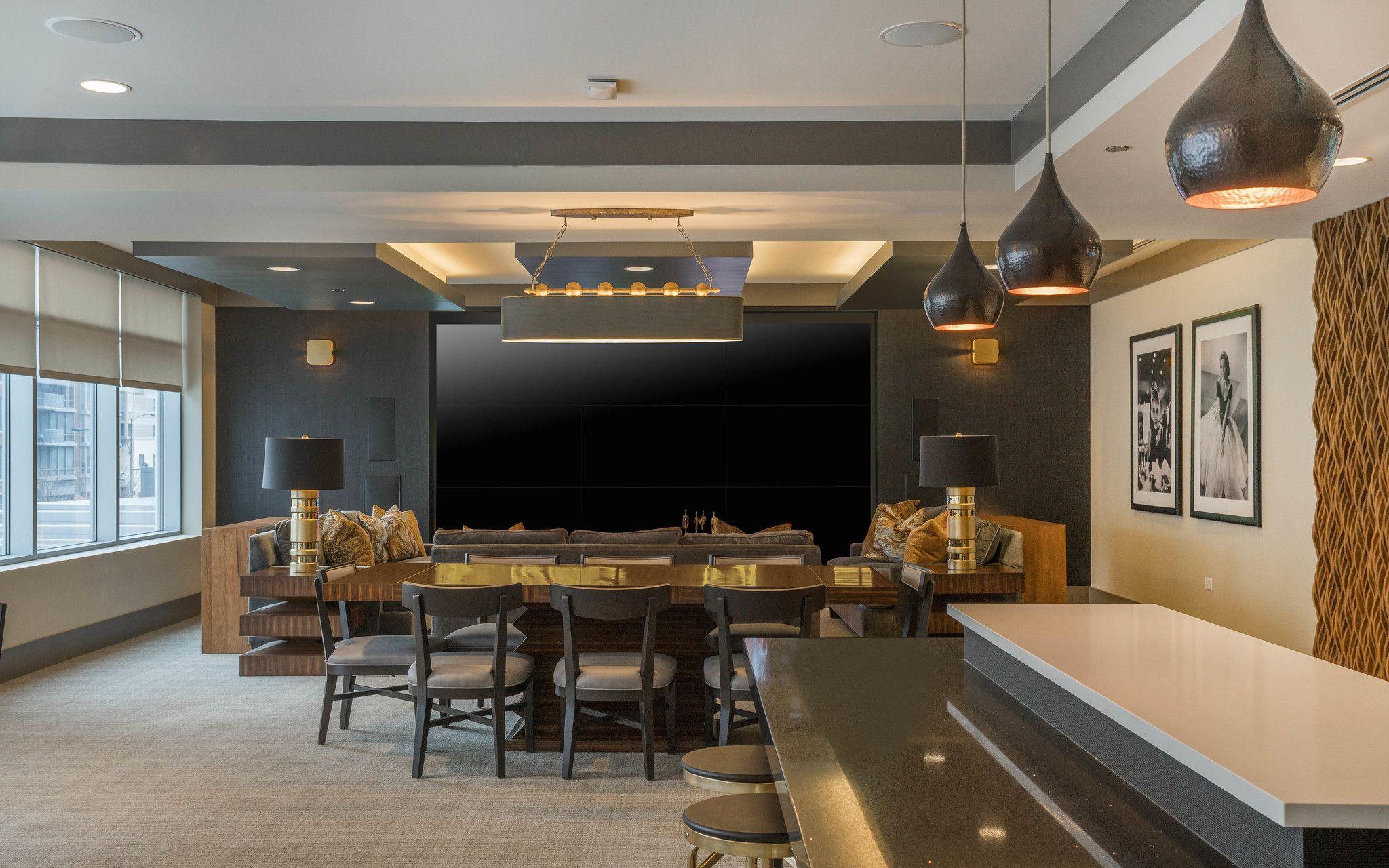 Entertainment Theatre Decor, Home decor, Room