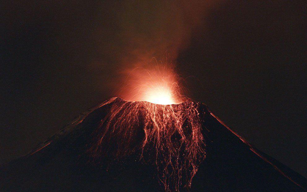Volcanes y sus consecuencias