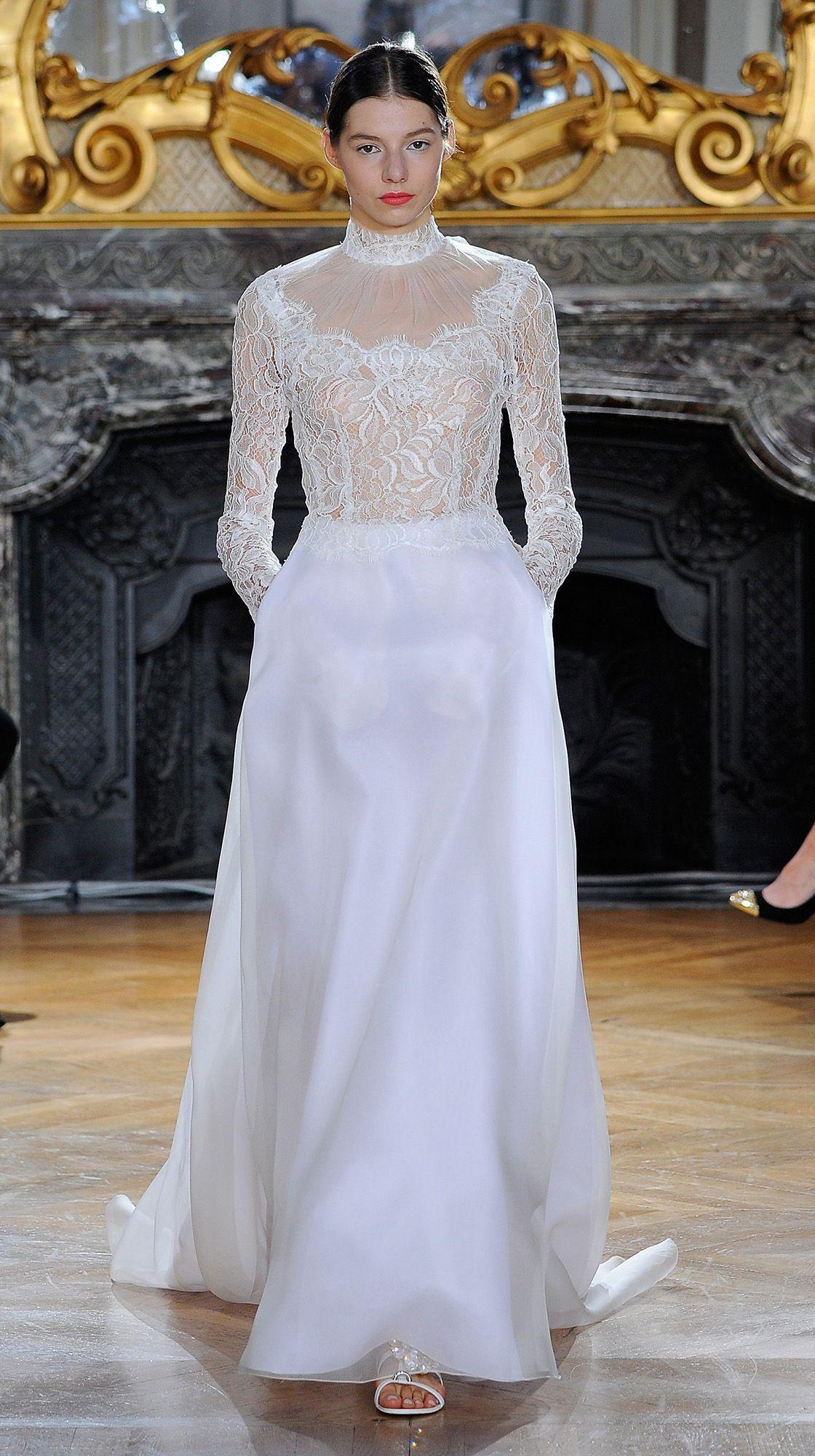 Victorian Lace Longsleeve Brautmode, Brautsammlung