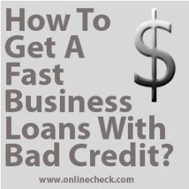 Online cash loan bad credit picture 1