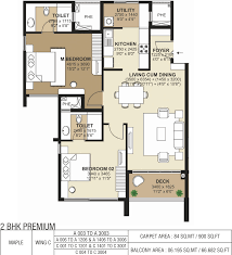 Image result for bhk floor plans of also rh pinterest