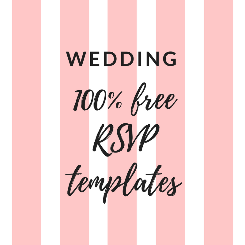 Printable Free Wedding Rsvp Template Cards Microsoft Word Temploola Templates Cards Diy Wedding Rsvp Cards Free Wedding Invitation Templates Rsvp Wedding Cards