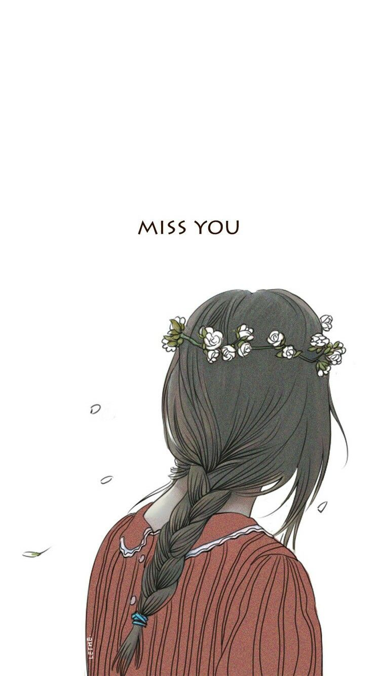 Relieve Your Stress Gambar Anime Ilustrasi Gadis Animasi