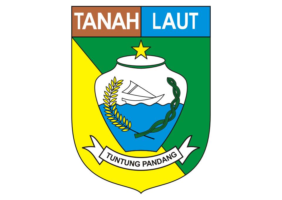 Logo Pemkab Tanah Laut Vector Free Logo Vector Download Vector Logo Free Logo Logos