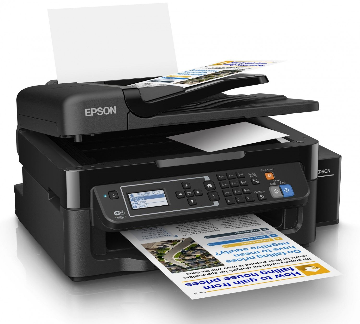 Epson Color Printer Price In Nepal L Printer Price Printer Epson