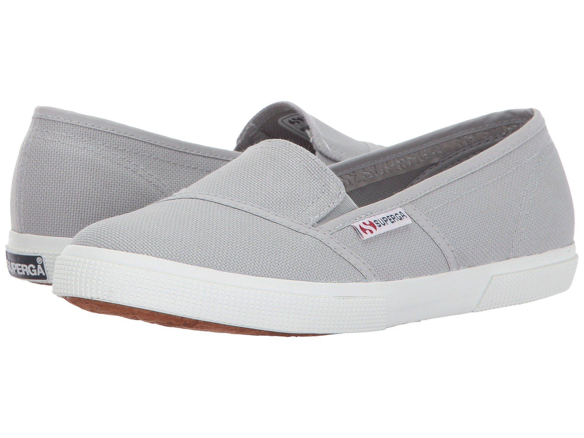 2210 Cotw Slip On Sneakers In Grey Sage