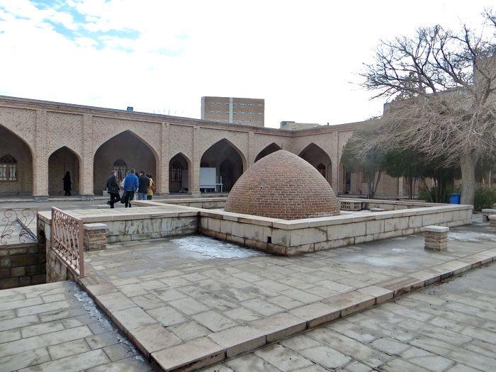 Bazar Of Tabriz