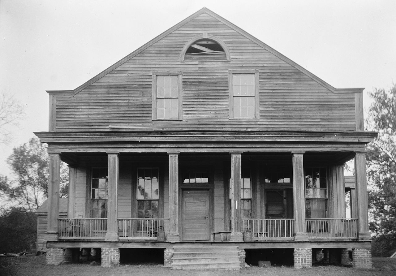 Peyton House in Hinds County, Mississippi.