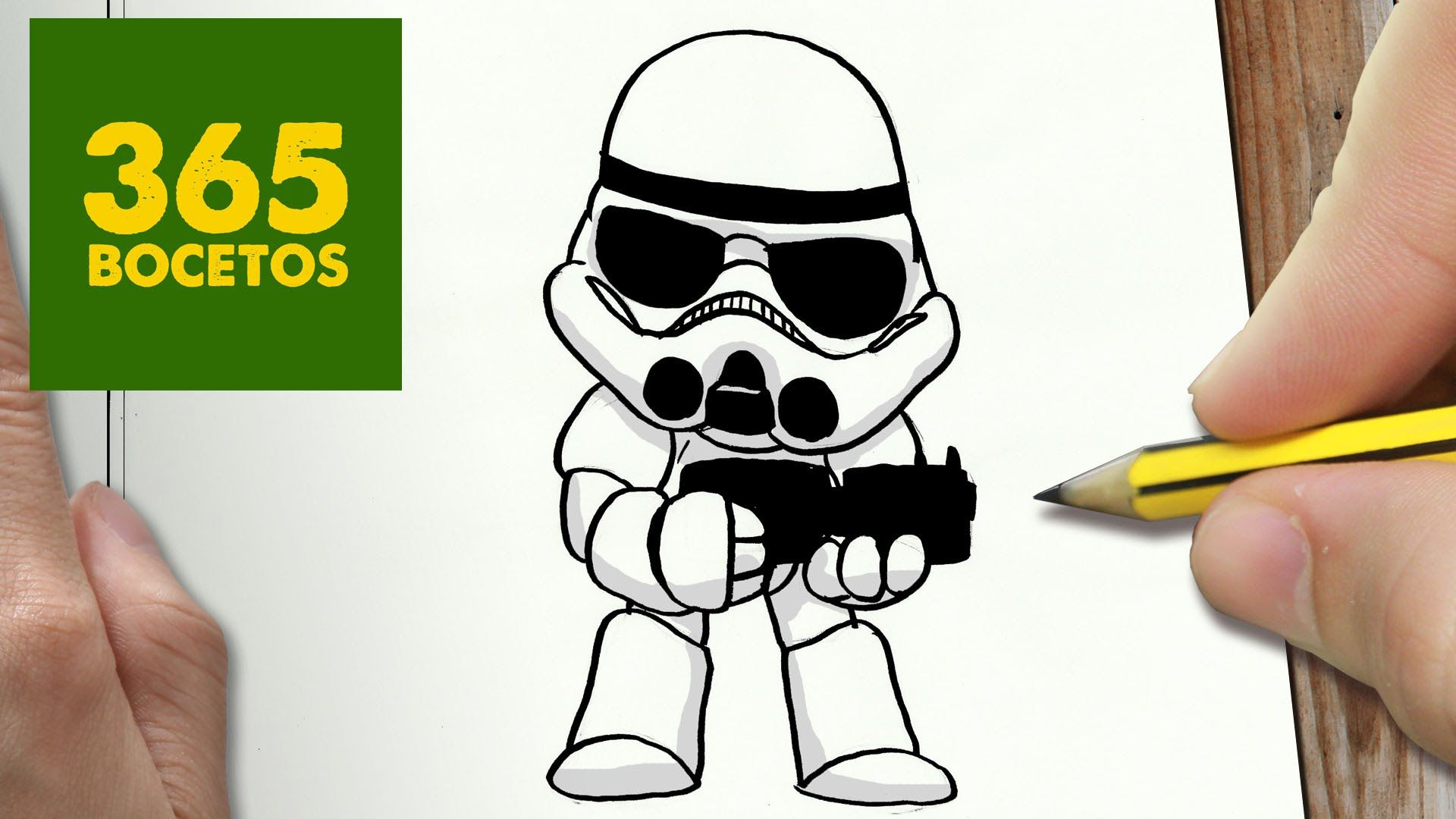Como Dibujar Soldado Imperial Kawaii Paso A Paso Dibujos