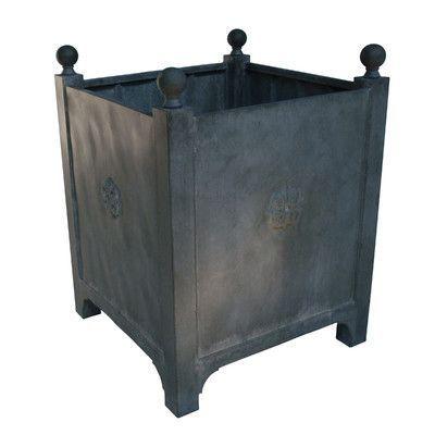BIDKhome Metal Planter Box