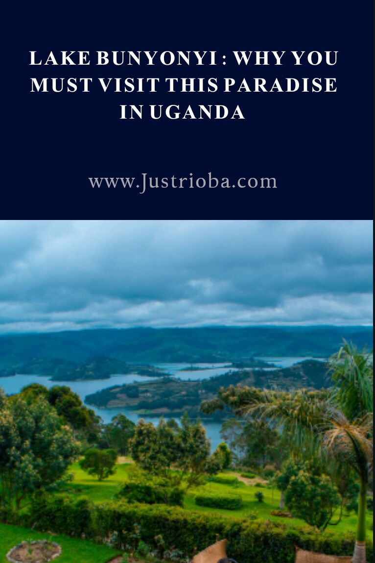 uganda travel Mountain Gorilla is part of Mountain Gorilla Behavior How Gorillas Behave Uganda - Lake Bunyonyi, Uganda    Looks lovely  Uganda had never been high on my list of travel destinations, but maybe it should be )