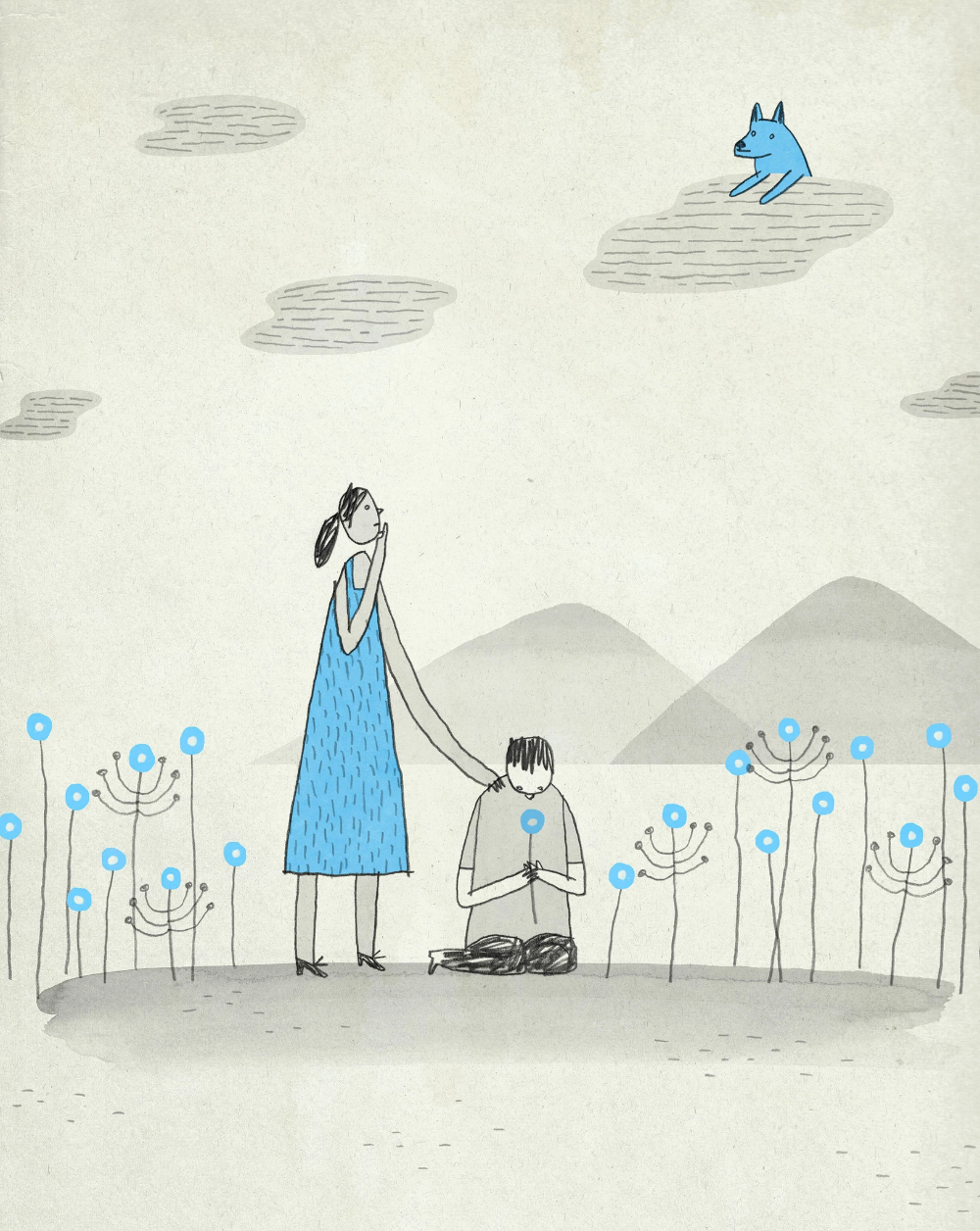She Wanted A Man With A Good Job Who Is Nice To Animals The New York Times Modern Love Illustrators Ny Times