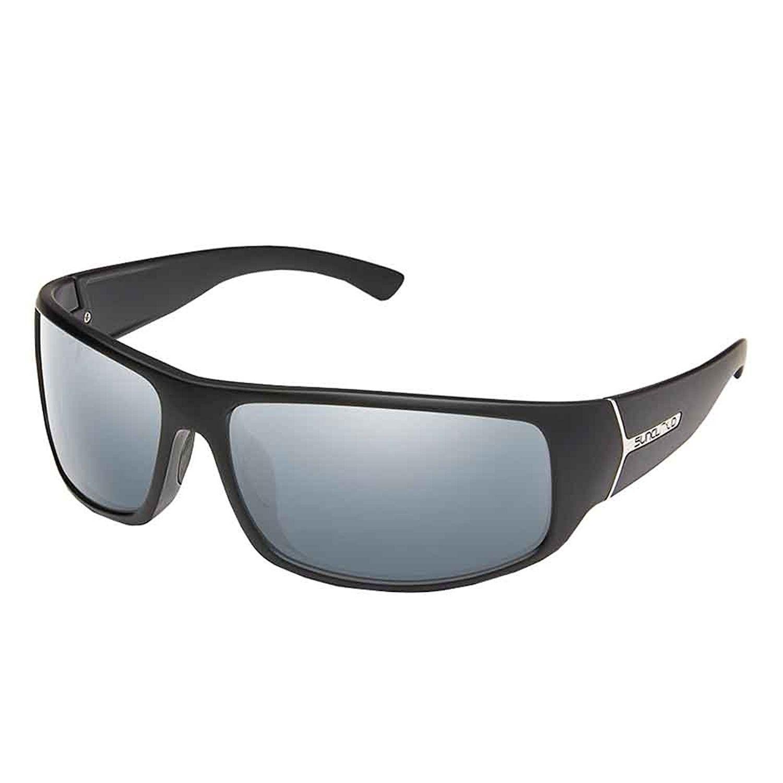794d4453c64c Optics Turbine Polarized Sunglasses - Matte Black - C71806MND20 - Men s  Sunglasses