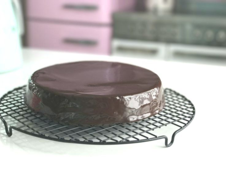Chocolate Mud Cake Recipe @ Passion 4 baking -
