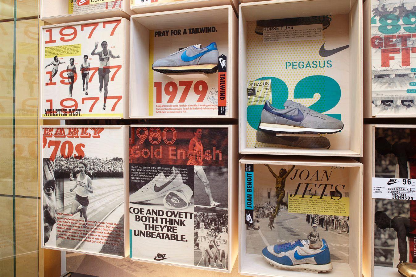 DNA of Nike Running