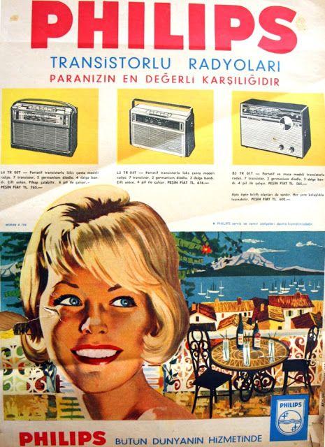 OĞUZ TOPOĞLU : philips transistorlu radyoları paranızın en değerl...