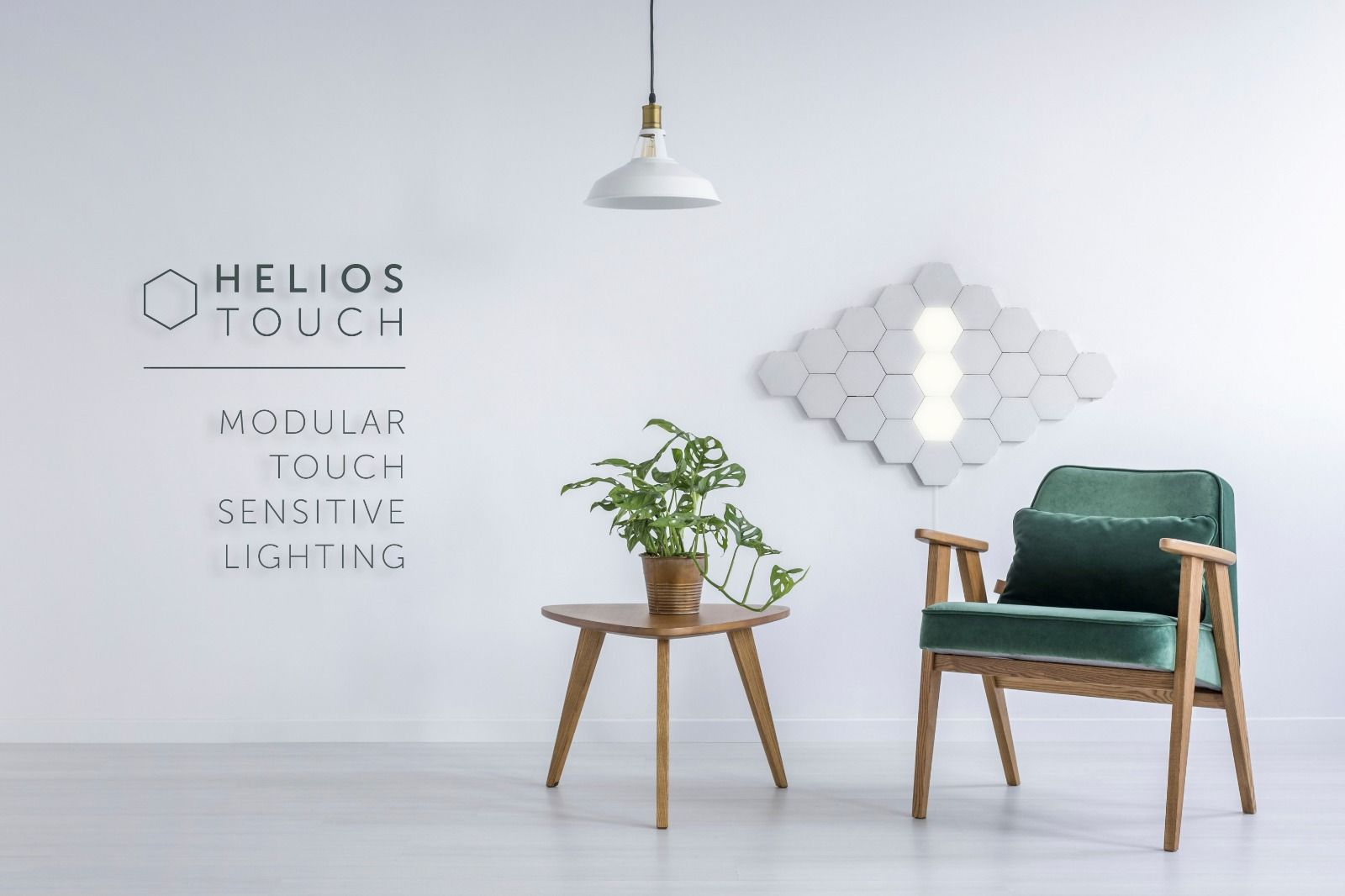 Helios Touch Modular Sensitive Lighting