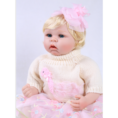 My Brittany's Little Miss Poutey Reborn Doll