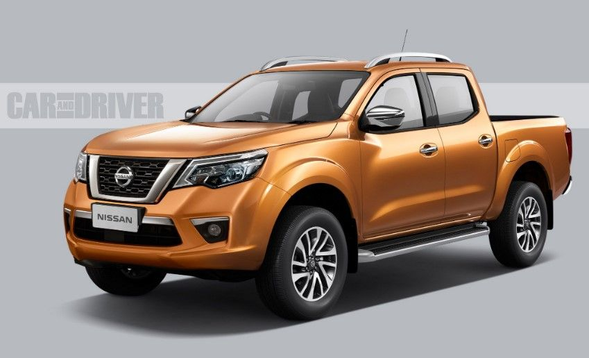 2020 Nissan Frontier Release Date Nissan Navara Nissan Xterra Nissan Frontier