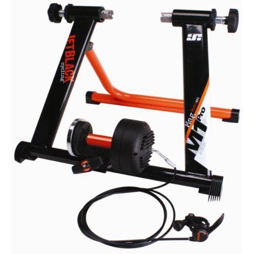 Bike Rollers Jetblack M1 Mag Pro Indoor Trainerremote Control