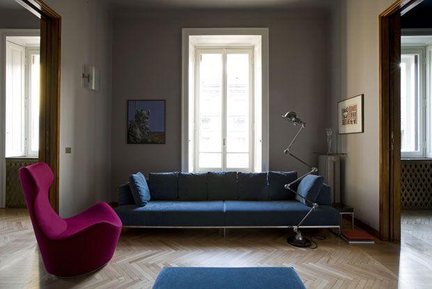 Vida nueva para un piso en Milan | Decorar tu casa es facilisimo.com