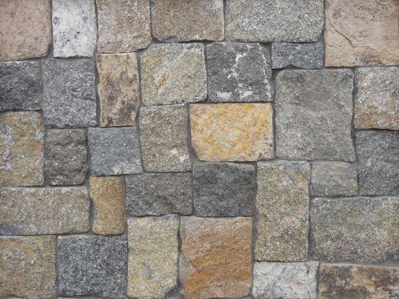 Thin Brick Veneer Stone Natural Thin Stone: Boston Blend Square & Rectangular Thin Veneer In 2019