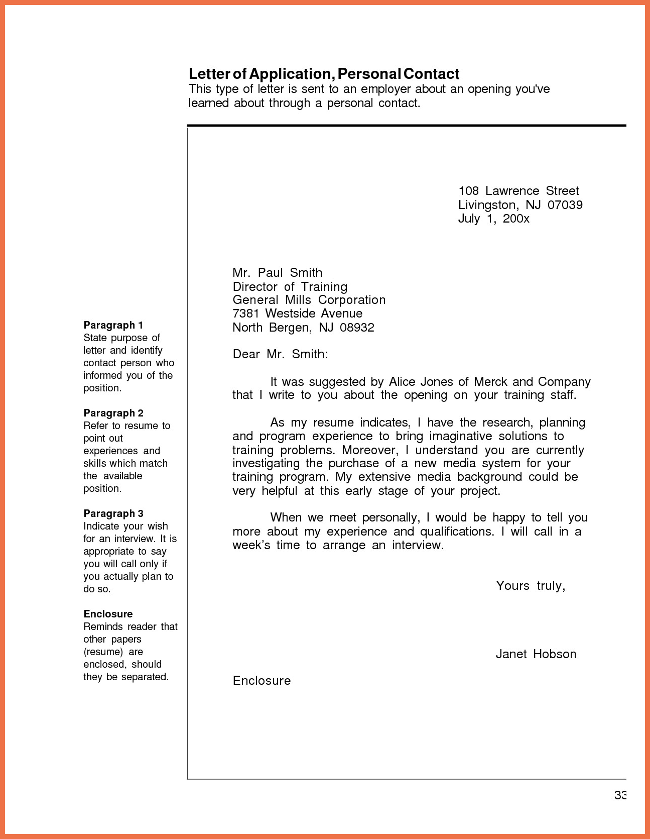 Personal Letter Format Business Template Pinterest Business