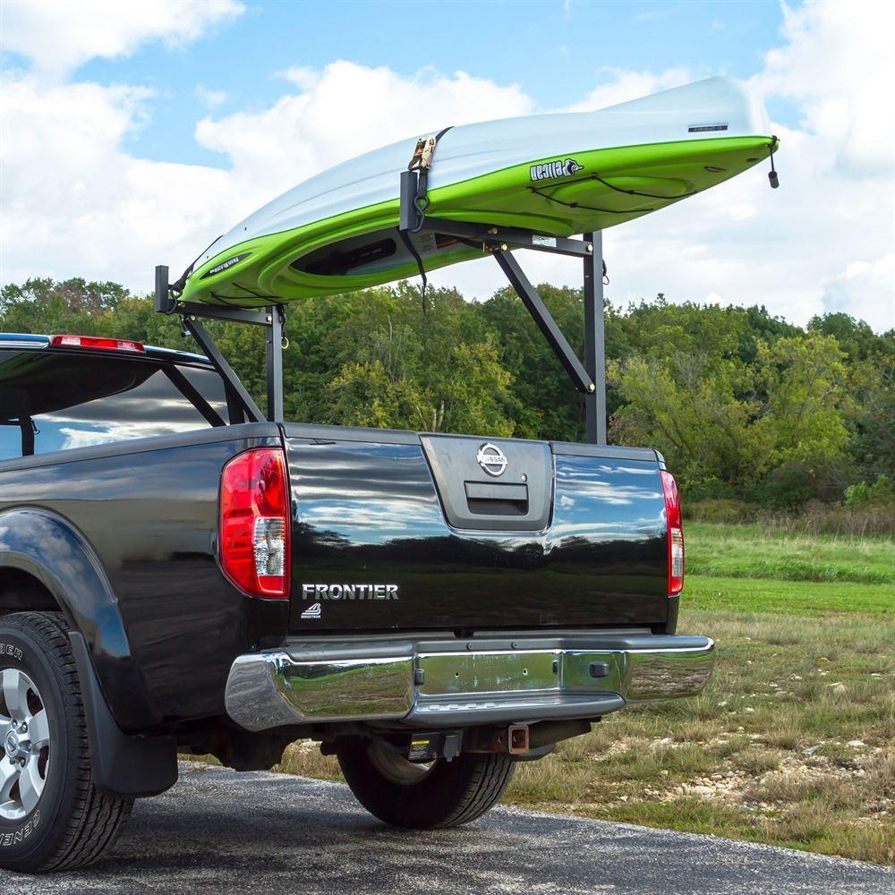 Apex No Drill Steel Ladder Rack Truck Canoe Rack Kayak Rack For