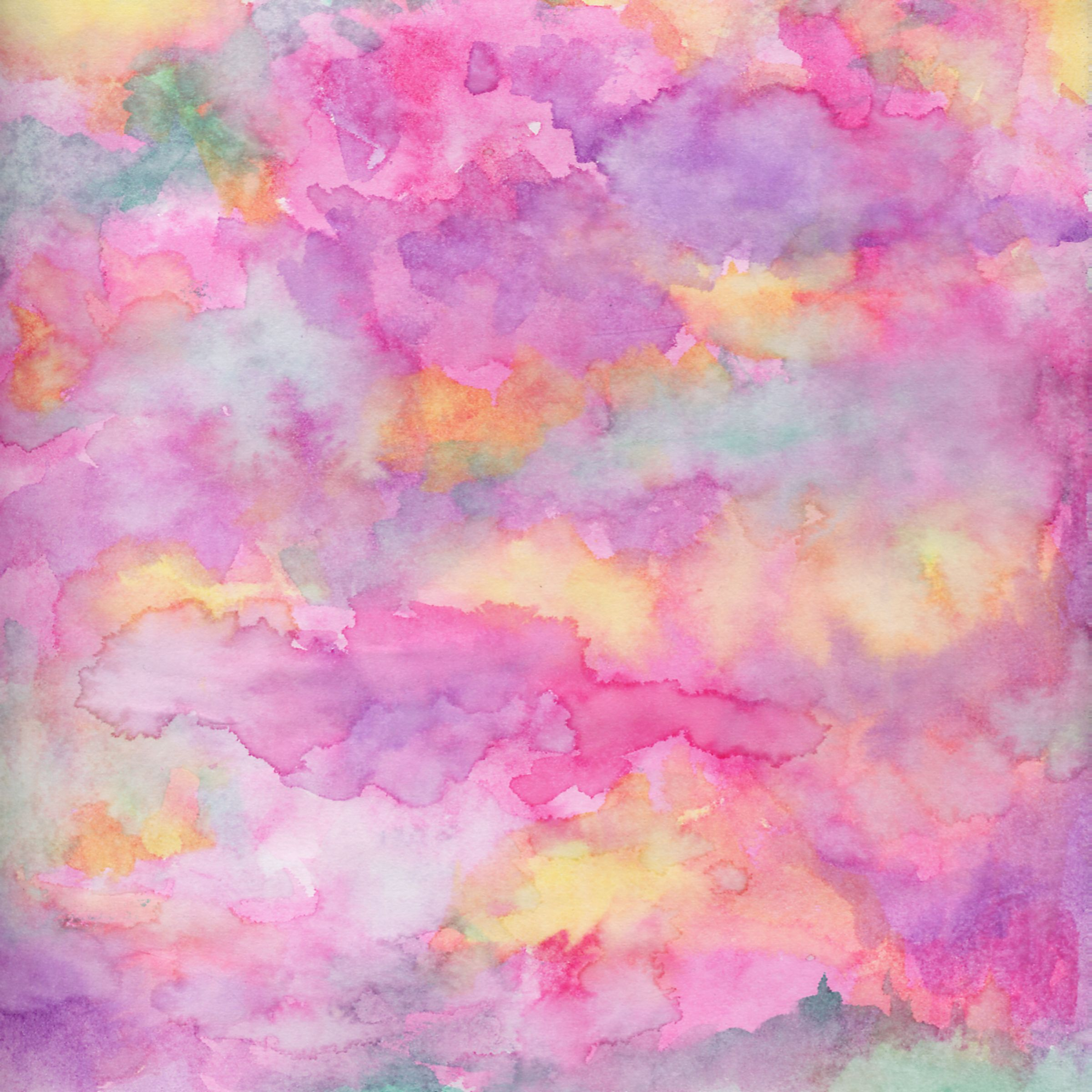 watercolor texture background 12x12 inches for