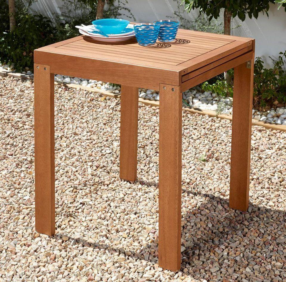 Merxx Gartentisch Borkum 70x130 Cm Kaufen Otto Gartentisch Tisch Holz