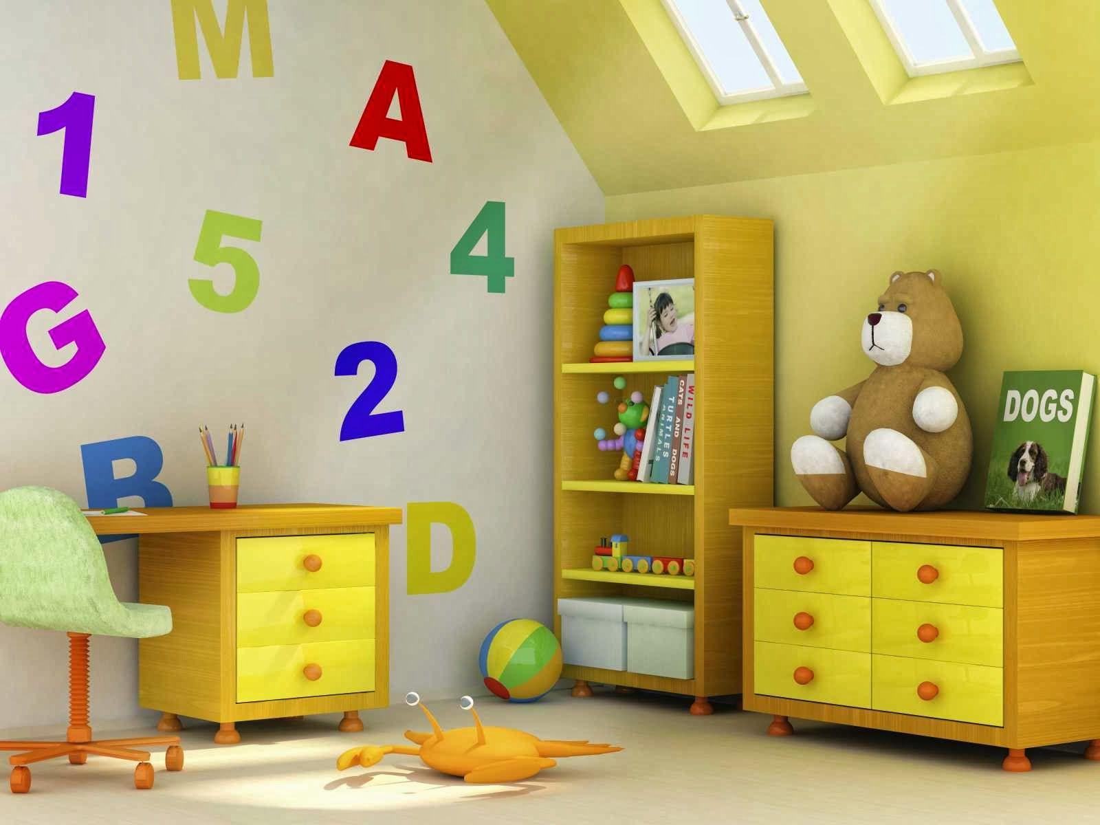 Ideias e Dicas de Mobiliário Infantil