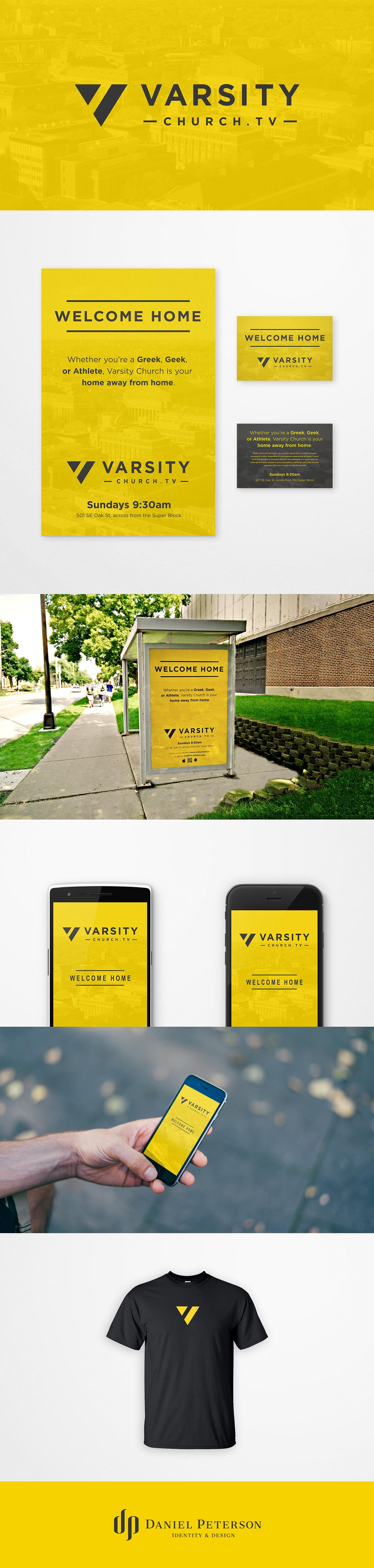Varsity Church [University of Minnesota] Identity by Daniel Peterson