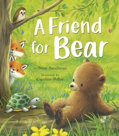 A book of mindfulness for busy bears everywhere.    It's spring! And Little Bear is in a hurry to... smell the flowers, see thebaby animals, and find a friend! But can she take the time to enjoy it? Andwill she realize that the friend she's been searching for has been with herall along?