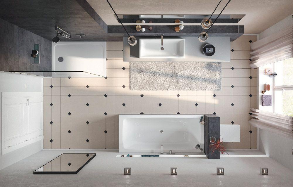 Rinnovare Bagno ~ Rinnovare il vecchio bagno con soluzioni di design a costi