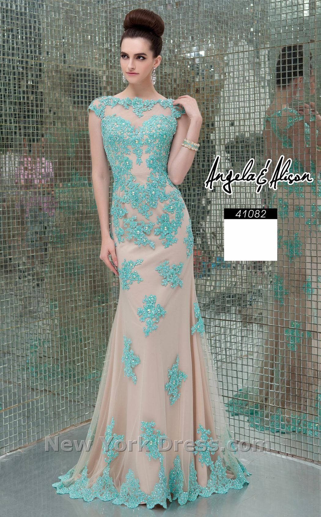 Angela and Alison 41082 Dress - NewYorkDress.com | inspiration art ...