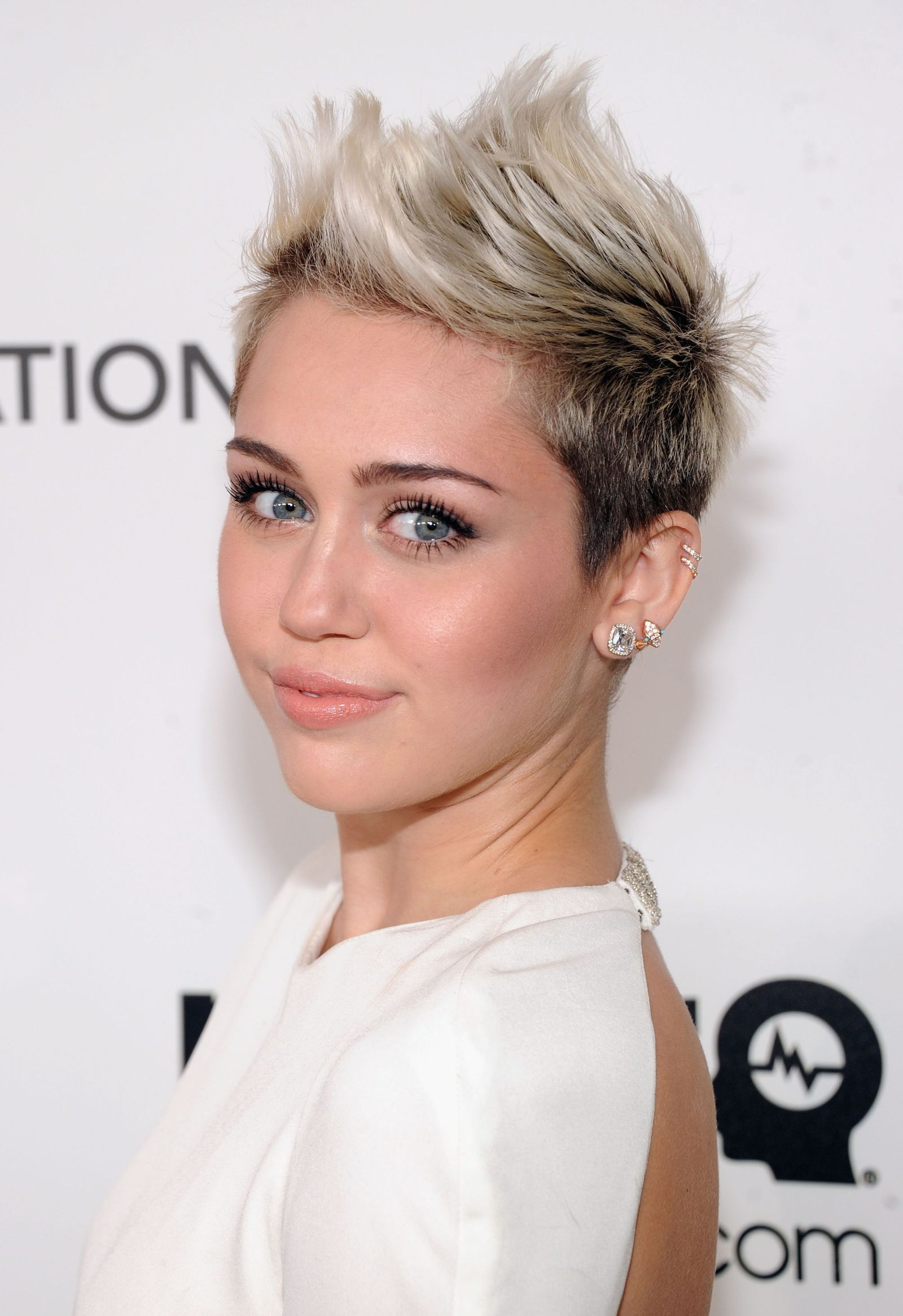 Miley Cyrus Coolest Short Hairstyles Ever