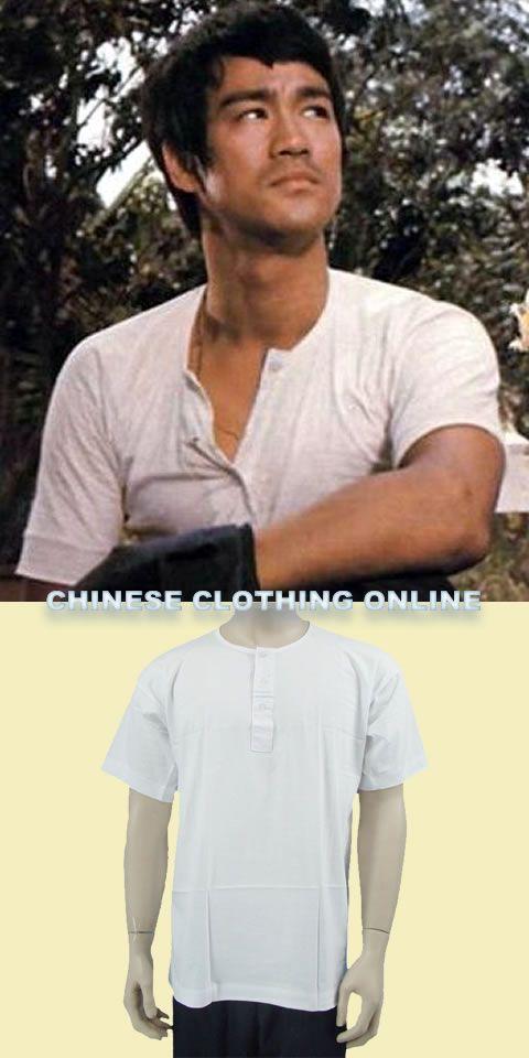 bruce lee clothing style