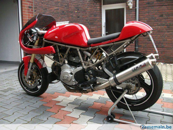 Ducati 750 Ss 900ss Selle En Polyester Ou Cafe Racer Ducati