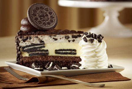 It's National Cheesecake Day: Visit The Cheesecake Factory for half-off slices and a taste of their new Oreo cheesecake
