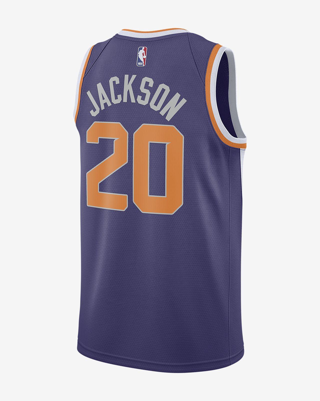 pretty nice d0feb 4c10e Nike Josh Jackson Icon Edition Swingman Jersey (Phoenix Suns ...