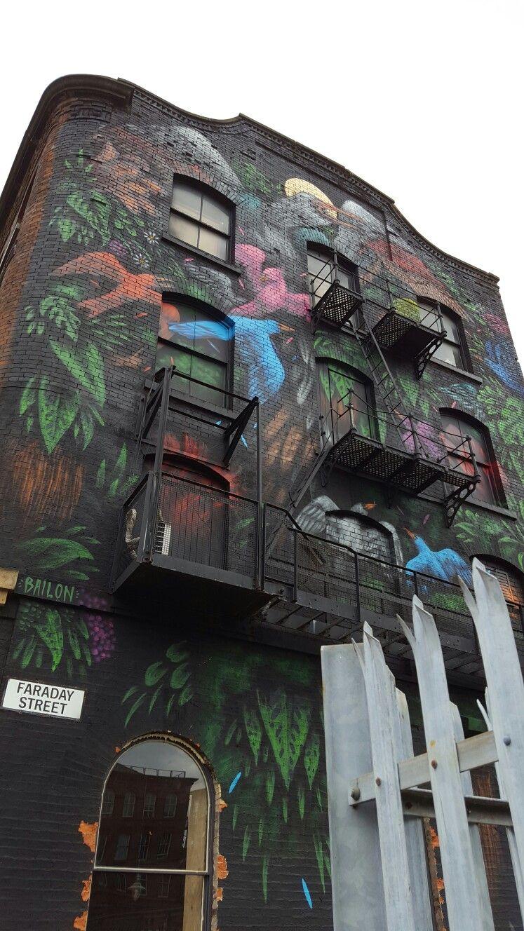 Bailon, Northern quarter, Manchester #graffiti #streerart ...