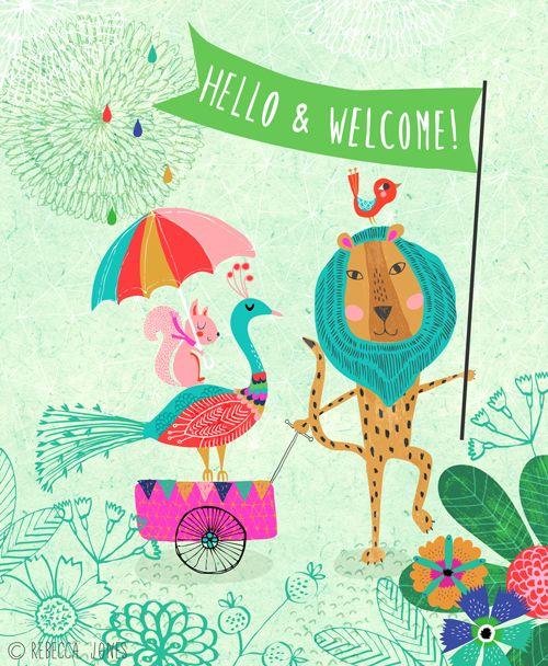 Más tamaños | hello-illustration | Flickr: ¡Intercambio de fotos!