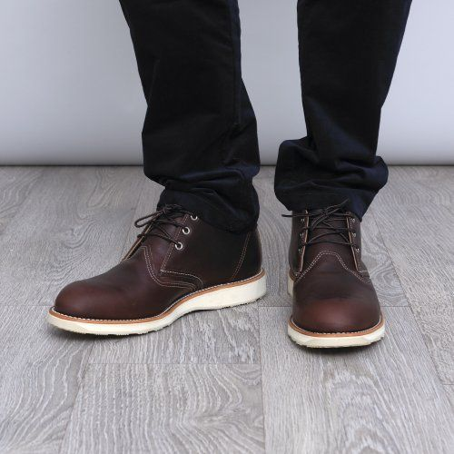 Bottes Red Wing Chukka 3141 pour hommes