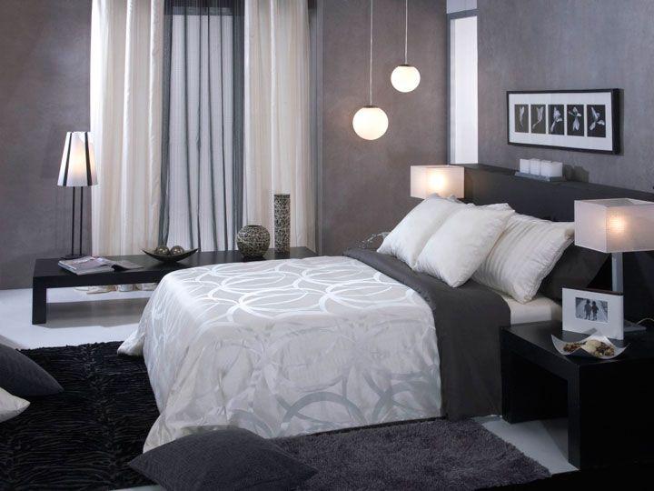 Cortinas modernas para dormitorio de dise o habitaci n - Diseno cortinas modernas ...
