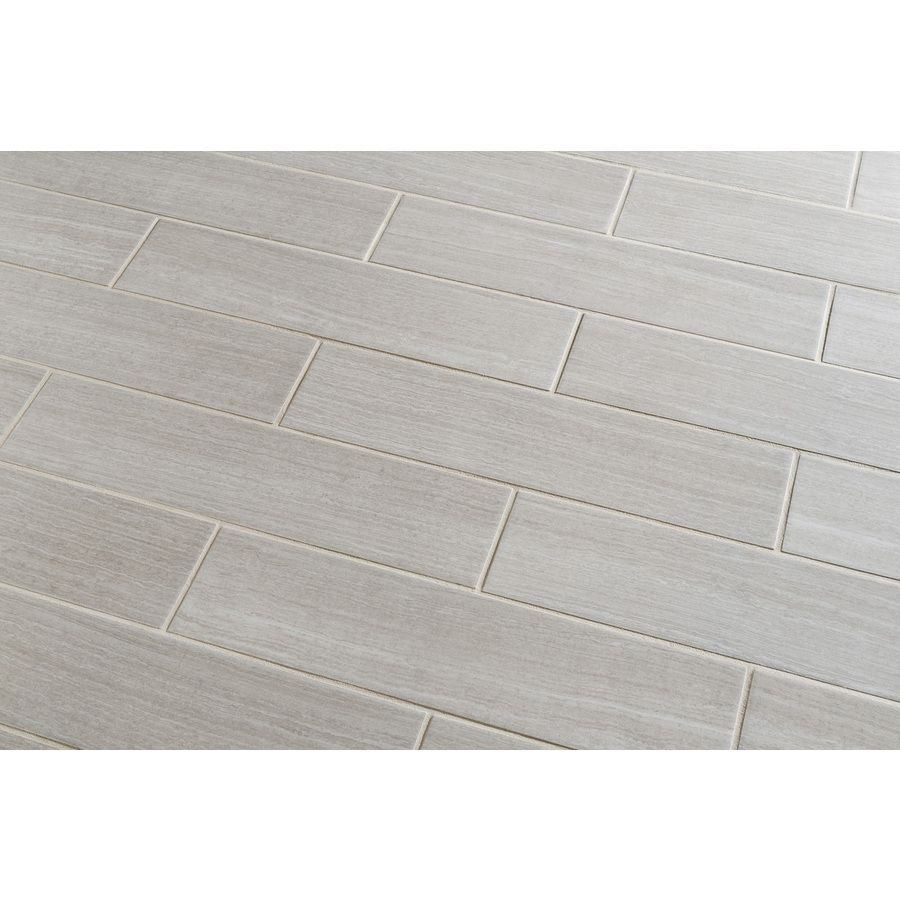 Leonia Silver Glazed Porcelain Indoor Outdoor Floor Tile